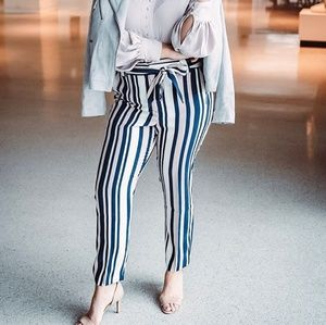 Express High Waisted Ankle Pant